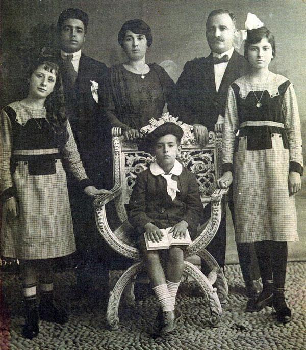 1923-cohen-family