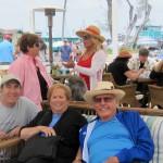 Aron, Sharon, Bob Cohen