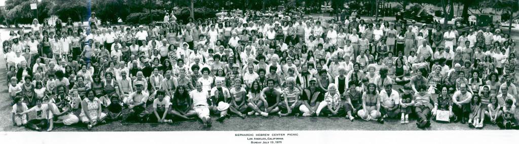 1975 picnic