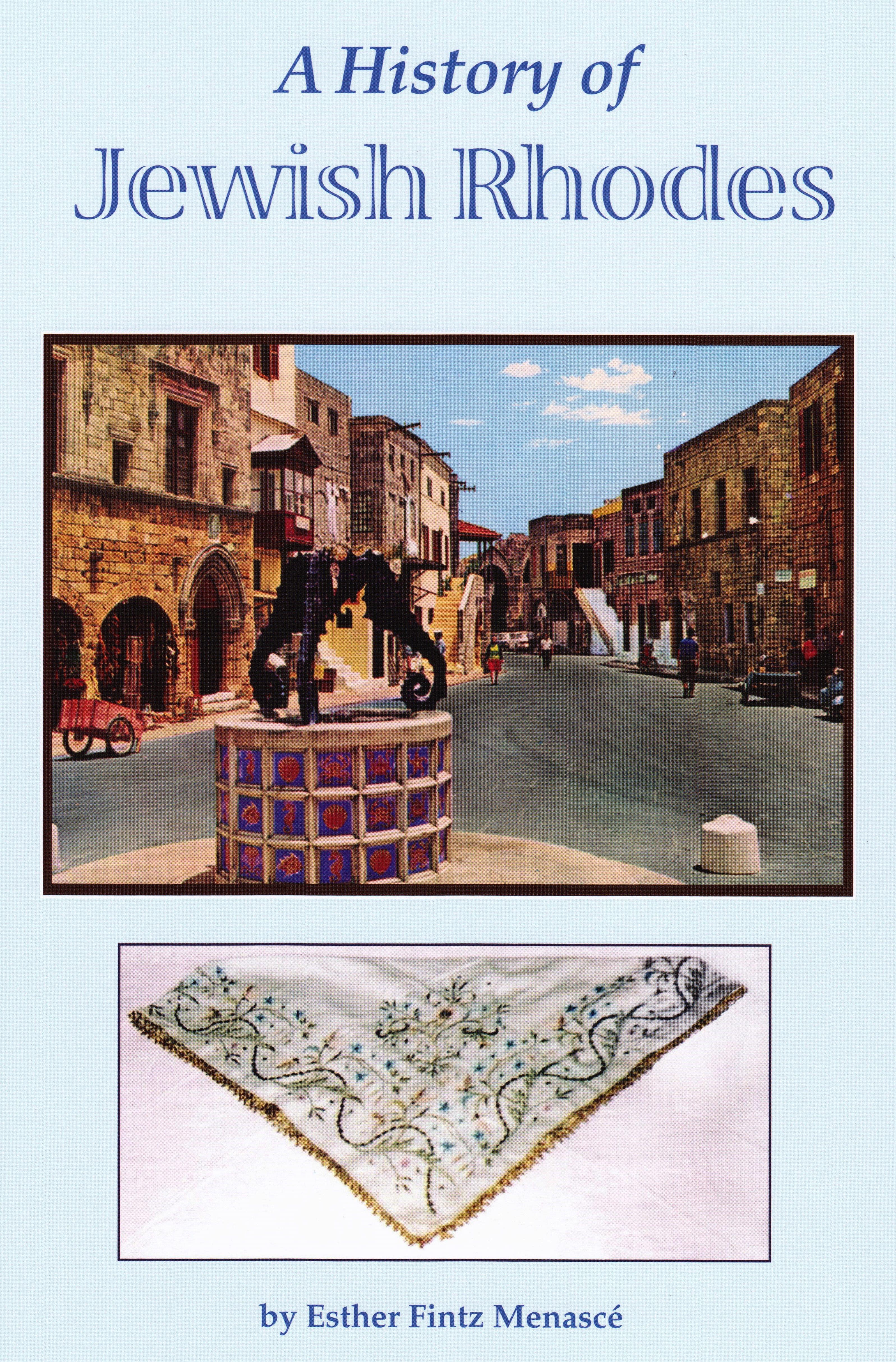 A History of Jewish Rhodes